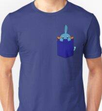 Mudkip in my Pocket Unisex T-Shirt