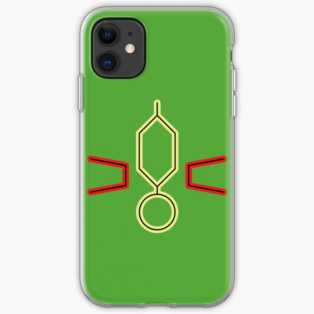 Rayquaza iPhone X / XS Case Cover
