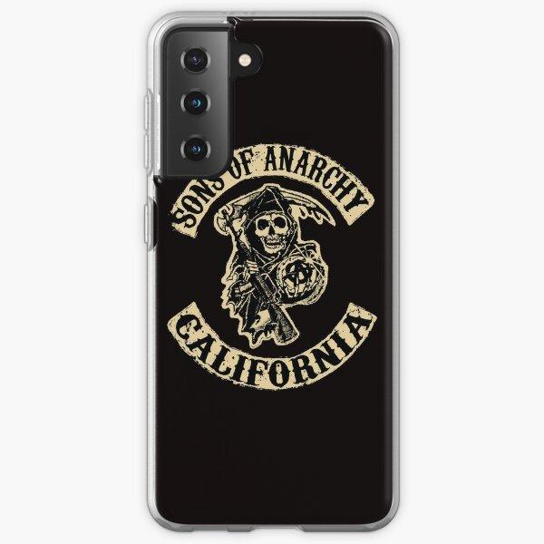 Sons of Anarchy Samsung Galaxy Soft Case