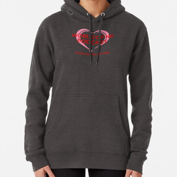 World Of Nurse Practitioner Podcast Pullover Hoodie