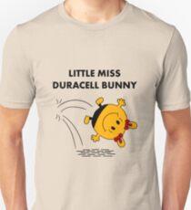 Miss Duracell Bunny Unisex T-Shirt