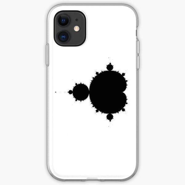 Mandelbrot iPhone Soft Case
