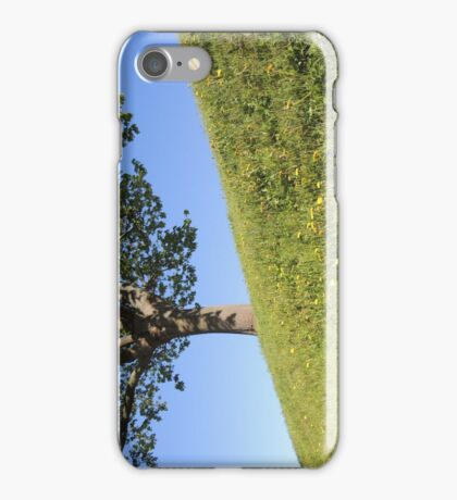 Happy Inclination iPhone Case/Skin