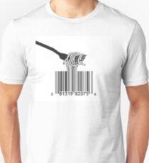 Barcode Spaghetti T-Shirt