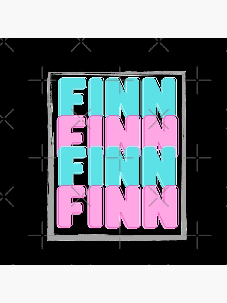 FINN Finn style. by PichaiBerm