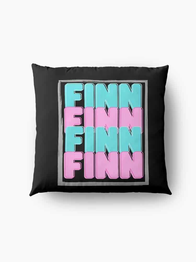 Alternate view of FINN Finn style. Floor Pillow