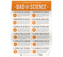 A Rough Guide to Spotting Bad Science Poster