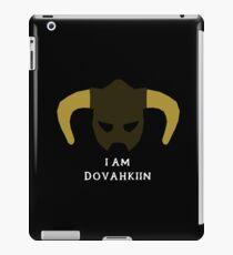 I am Dovahkiin iPad Case/Skin