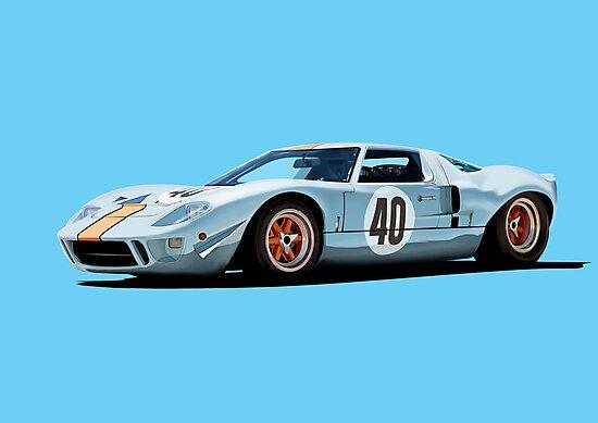 GT40 by gavcam