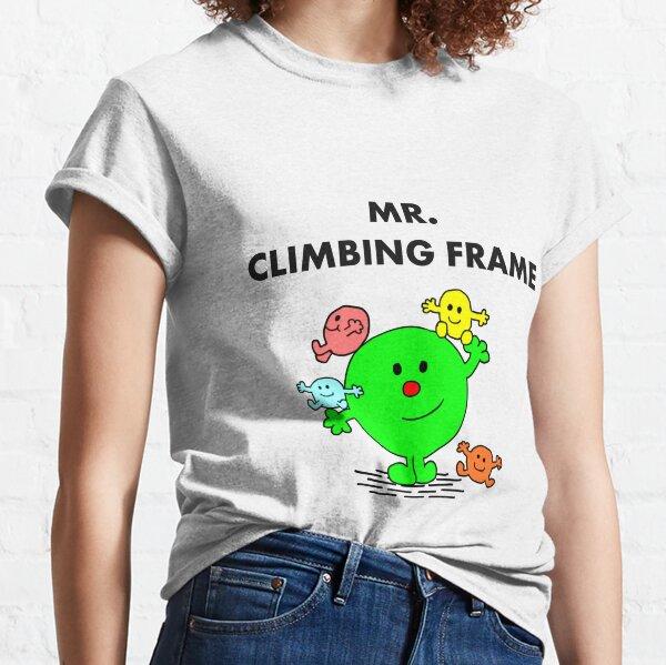 Herr Klettergerüst Classic T-Shirt