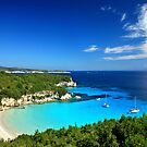 Voutoumi beach - Antipaxos island by Hercules Milas