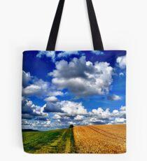 Harvest Time, Northern Ireland Tote Bag