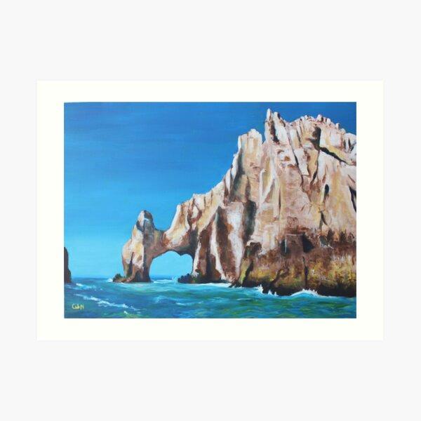 Cabo San Lucas Art Print