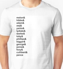 Team Wales Unisex T-Shirt