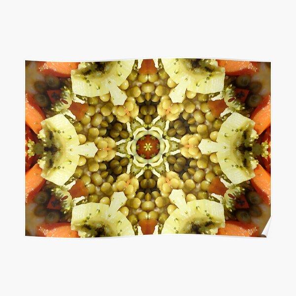 Kaleidoscopic Nature 00083 Poster