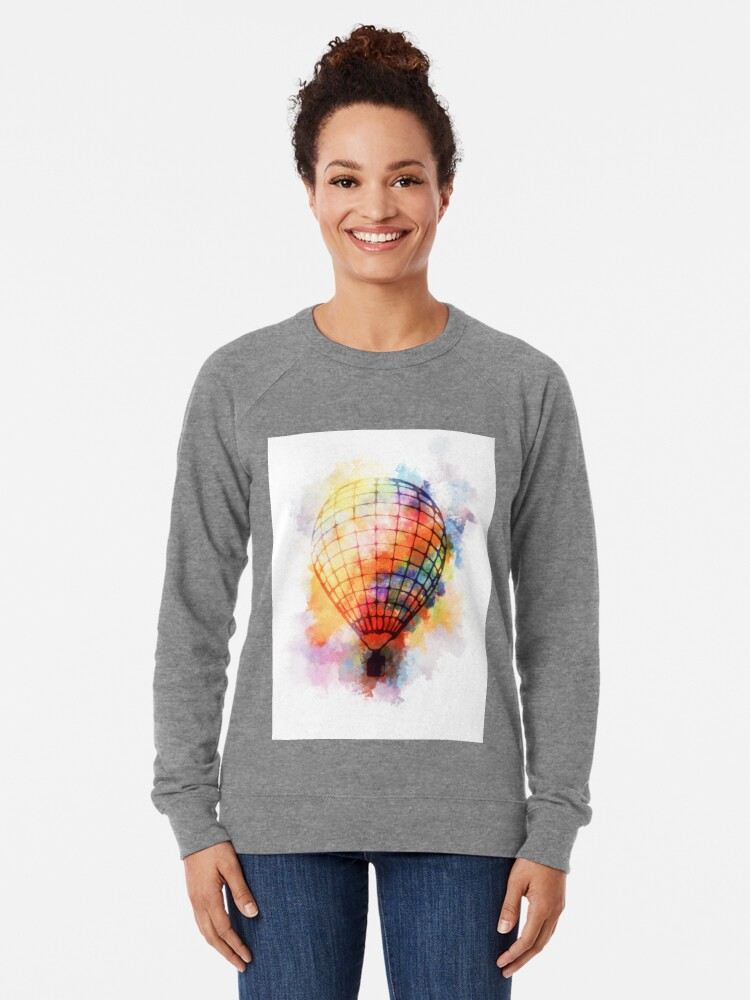 Alternate view of Young Forever - BTS Lightweight Sweatshirt