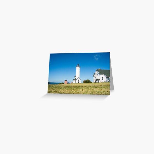Blue Skies Series, Image I Greeting Card