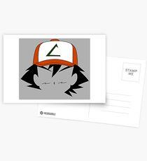 Ash Postcards