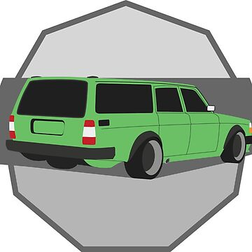 245 Hauler green by Rtgrplgt