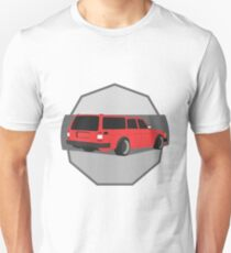 245 Hauler red T-Shirt