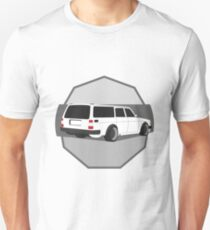 245 Hauler white T-Shirt