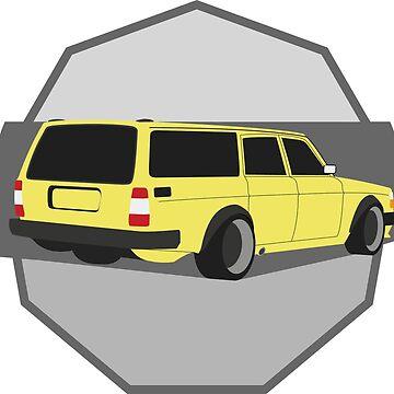 245 Hauler yellow by Rtgrplgt