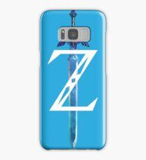 The Legend Of Zelda Crest Samsung Galaxy Case/Skin