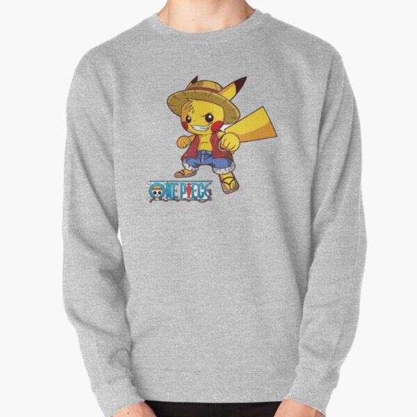 Anime chibi characters  Pullover Sweatshirt