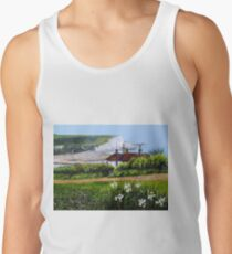 Where the river meets the sea Tank Top