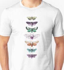 Techno Moth Collection Unisex T-Shirt