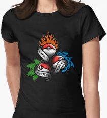 Life's Hardest Choice Women's Fitted T-Shirt