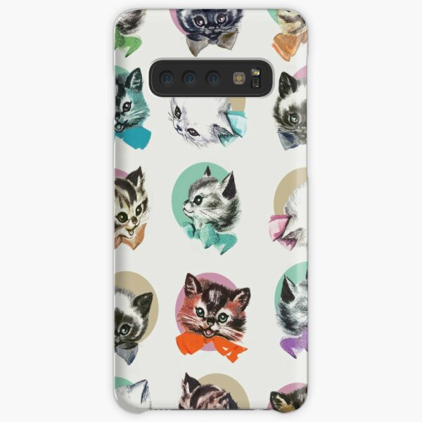 Cats & Bowties Samsung Galaxy Snap Case