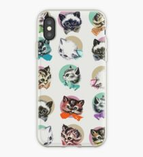 Cats & Bowties iPhone-Hülle & Cover