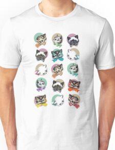 Cats & Bowties Unisex T-Shirt
