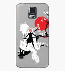 Japanischer Wolf Hülle & Skin für Samsung Galaxy