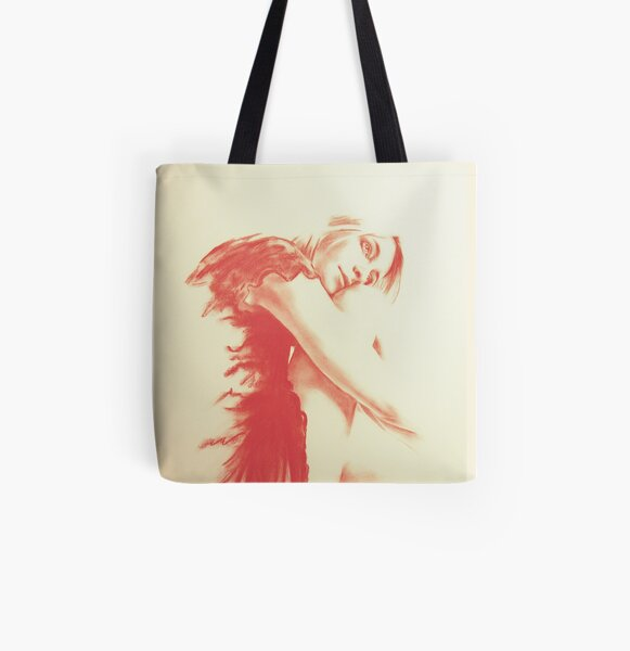 Introspection All Over Print Tote Bag