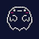 Ghost Pixel  by zachsymartsy