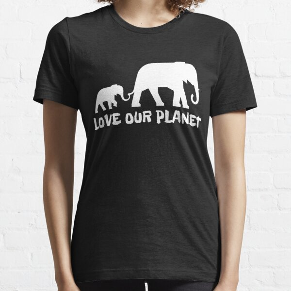 Love Our Planet Essential T-Shirt