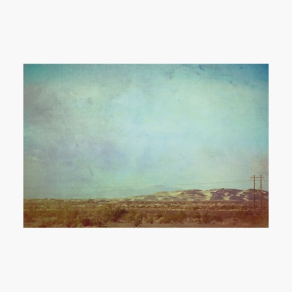 Inland Empire I Photographic Print