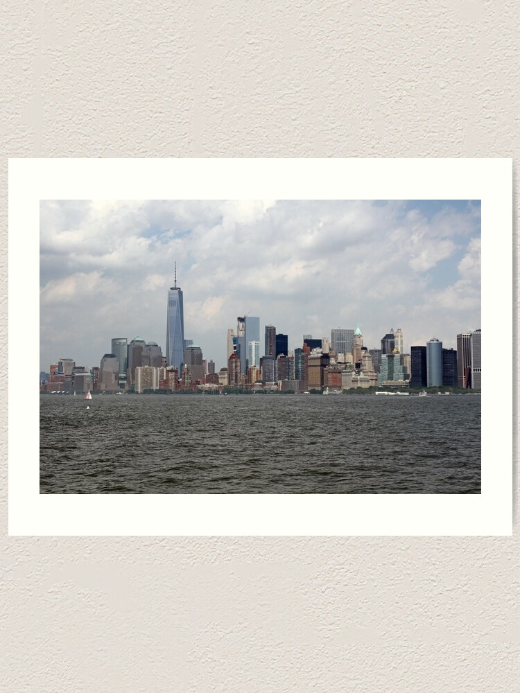 Alternate view of New York City Art Print