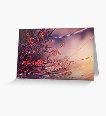 Fruitful Branching Greeting Card