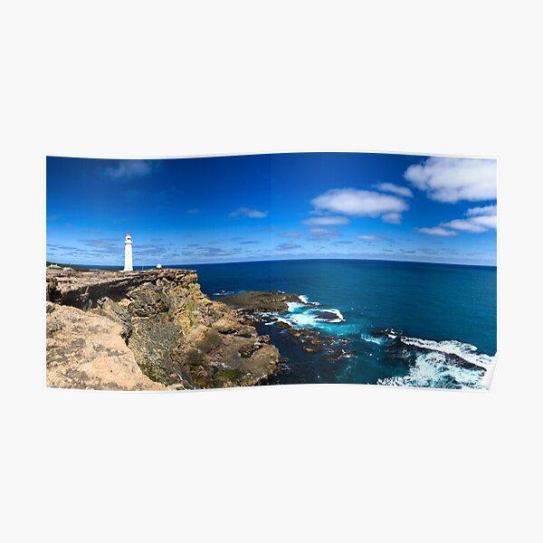 Cape Nelson Lighthouse - Portland, Australia Poster
