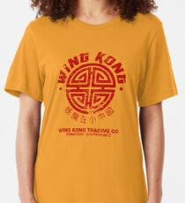 Wing Kong Trading Co. (worn look) Slim Fit T-Shirt