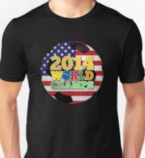 2014 World Champs Ball - USA Unisex T-Shirt