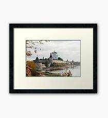 Travel in Russia Pskov Kremlin  Framed Print