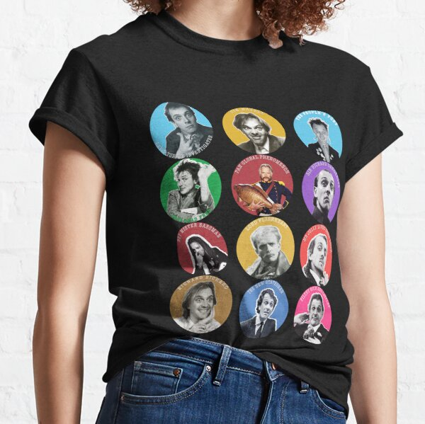 MEGA RIK MAYALL COLLECTION Classic T-Shirt
