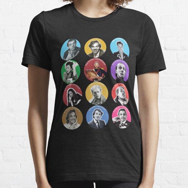 MEGA RIK MAYALL COLLECTION Essential T-Shirt