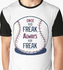 "Tim Lincecum ""The Freak"" Angels shirt Graphic T-Shirt"