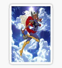 Goddess of Thunder Sticker
