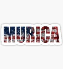 Murica!!!   Sticker